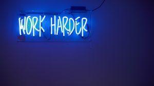 Work Hader